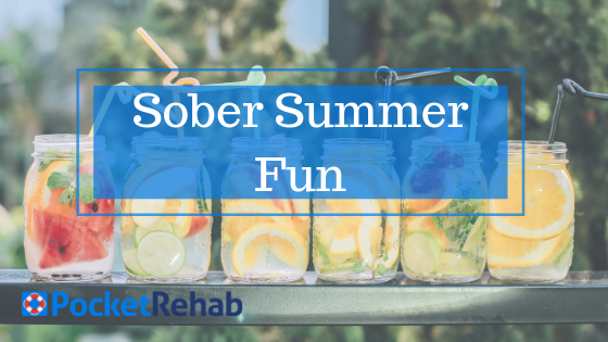 Staying Sober at Summer Events