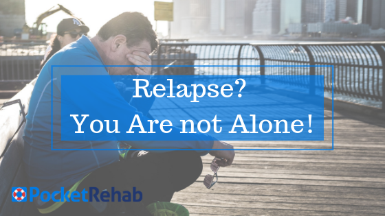 Facts About Relapse: A Reminder that YOU are not alone
